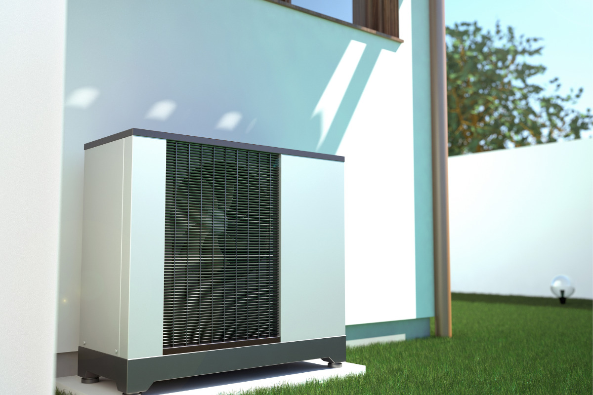 If we are going to install tens of thousands of heat pumps, retrofit must be an urgent priority (picture: Vaillant)