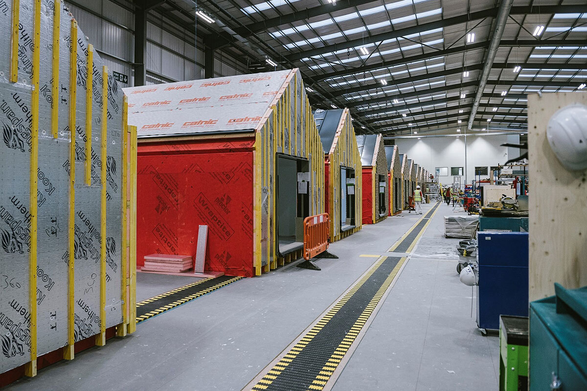Goldman Sachs-funded modular housing start-up reports £26m losses across business