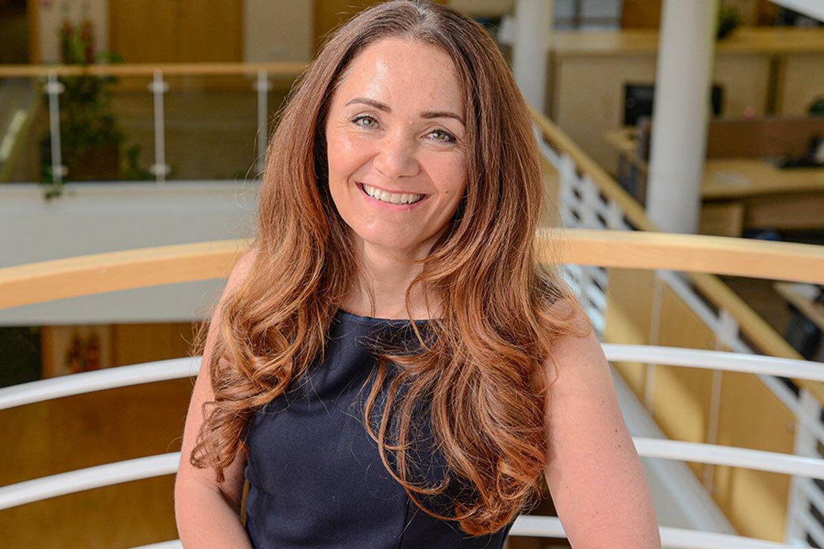 Caroline Wallace, director of finance at Bernicia