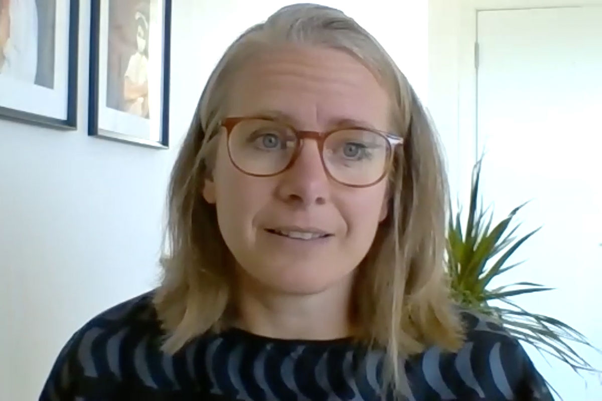 """Maggie Houghton, programme manager at Hyde: """"I'm quite optimistic that there are ways [to collect data on how services impact residents] that don't conflict with business needs"""""""