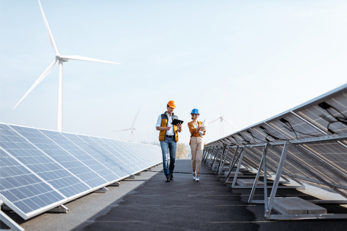 Onward Report - Qualifying for the race to net zero