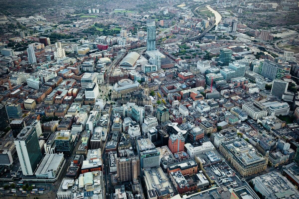 UK Cities Climate Investment Commission Manchester