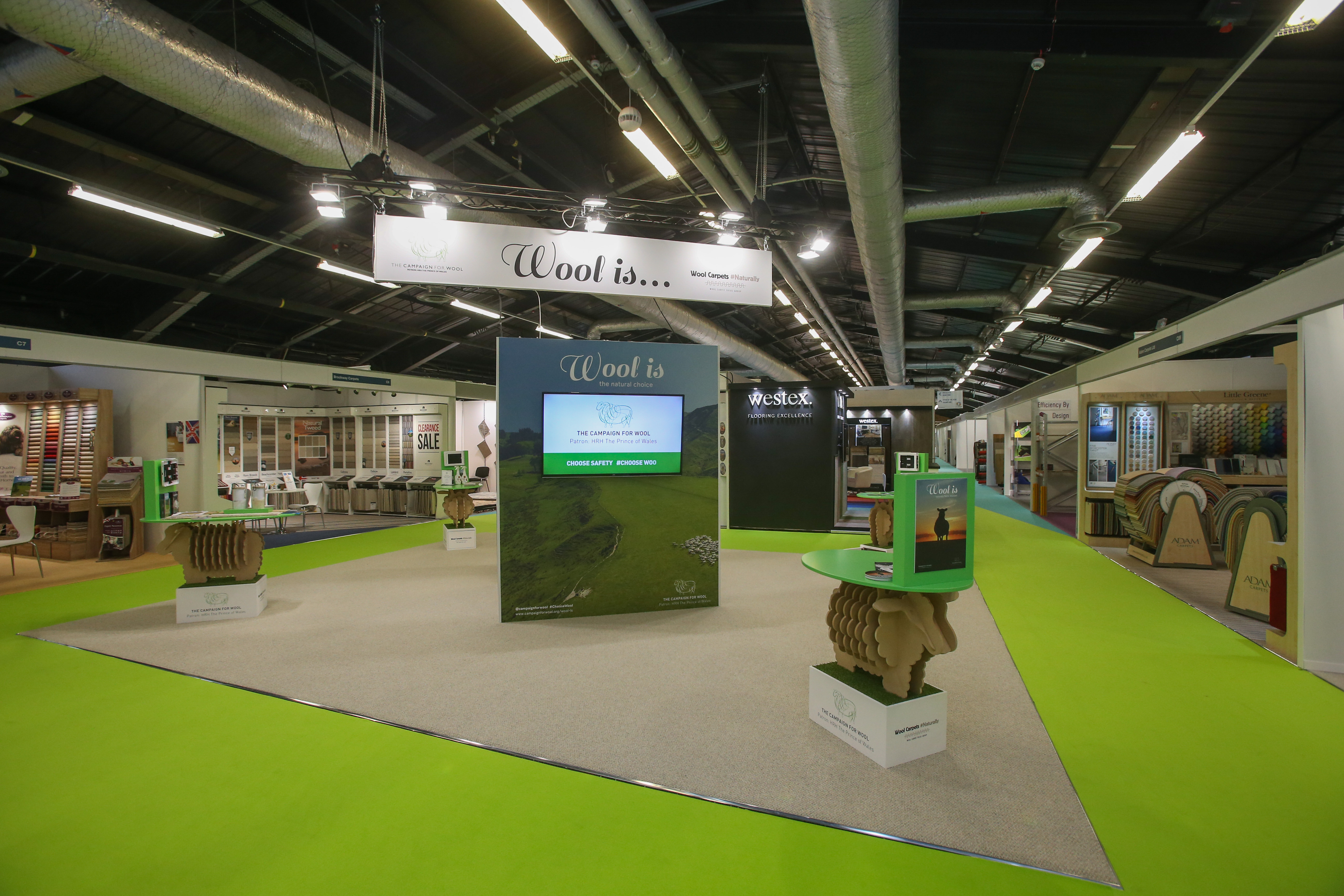 Wool Trends Centre