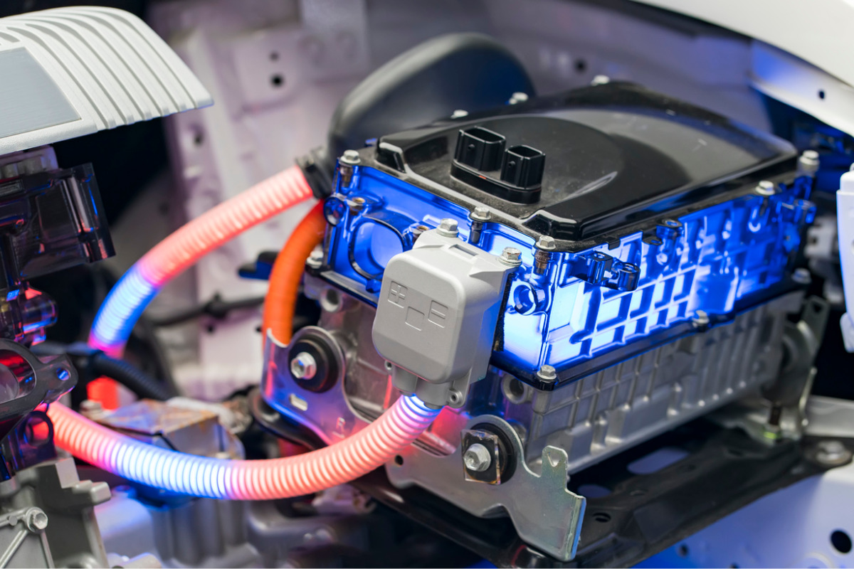 New report from Clarivate on EV battery technology