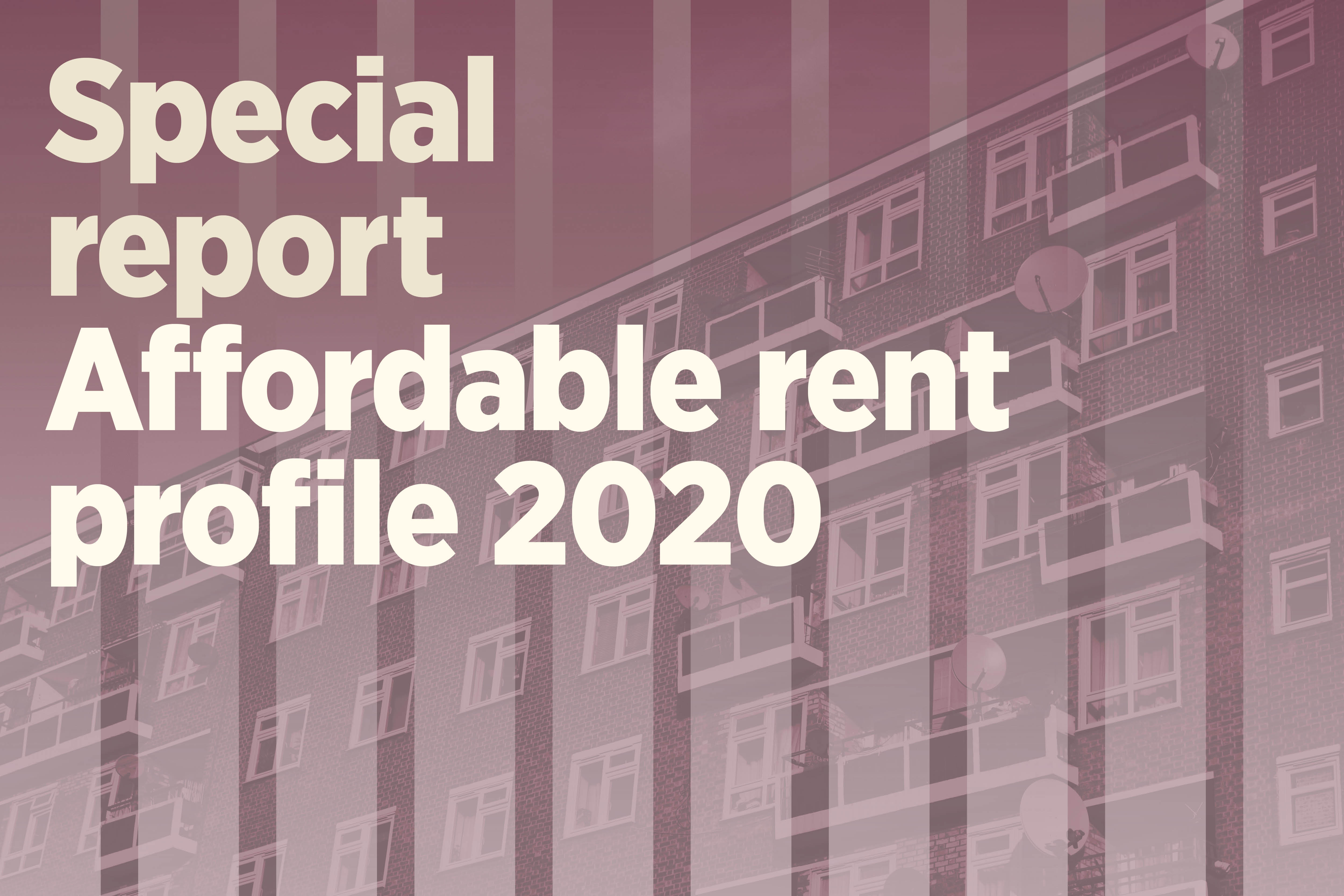 Special report: HAs' affordable rent lettings rise for first time in four years