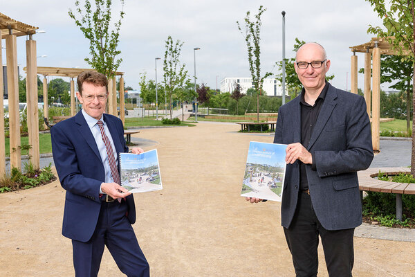 WMCA signs 5,000-home partnership with developer