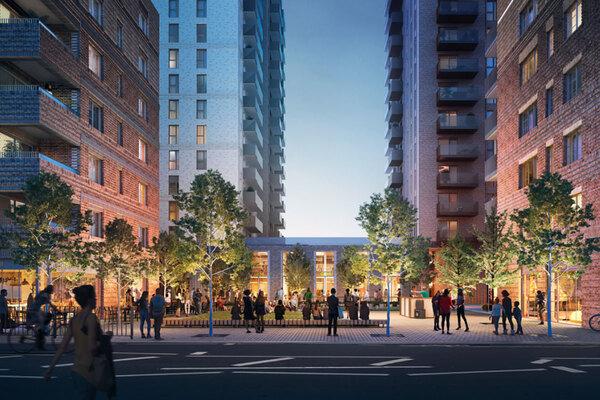 Clarion JV gets planning green light for 568-home scheme