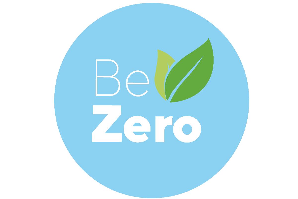 Jigsaw Homes Group, Be Zero campaign logo