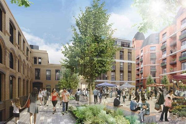 Khan throws out £1.5bn Stag brewery scheme