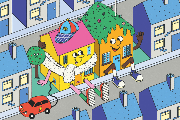 Climate change: are housing associations building the wrong homes?