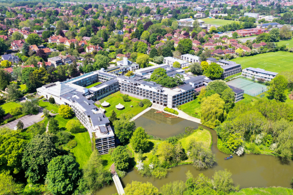 Wolfson College & Max Fordham LLP working to cut 75% of carbon emissions on the main college estate