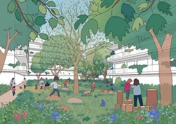 Riverside residents vote in favour of regenerating London estate