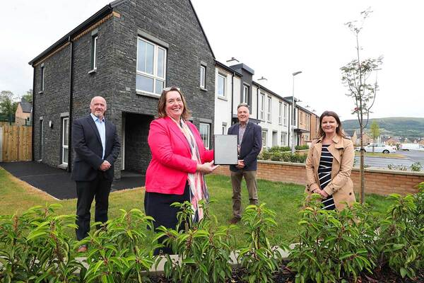 Northern Ireland housing association becomes first to receive tenant participation accreditation