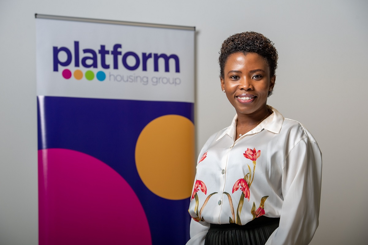 Remi Turton, one of Platform Housing Group's new junior board members (picture: Platform)