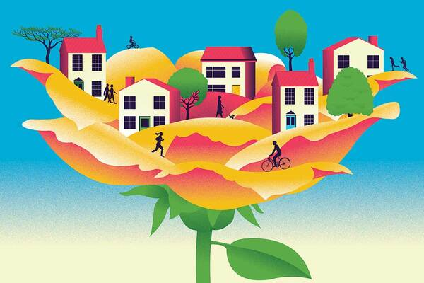 How can housing providers hit new homes targets and create healthy communities for the future?