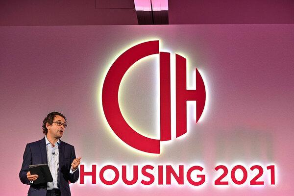 In full: Gavin Smart's opening address to Housing 2021