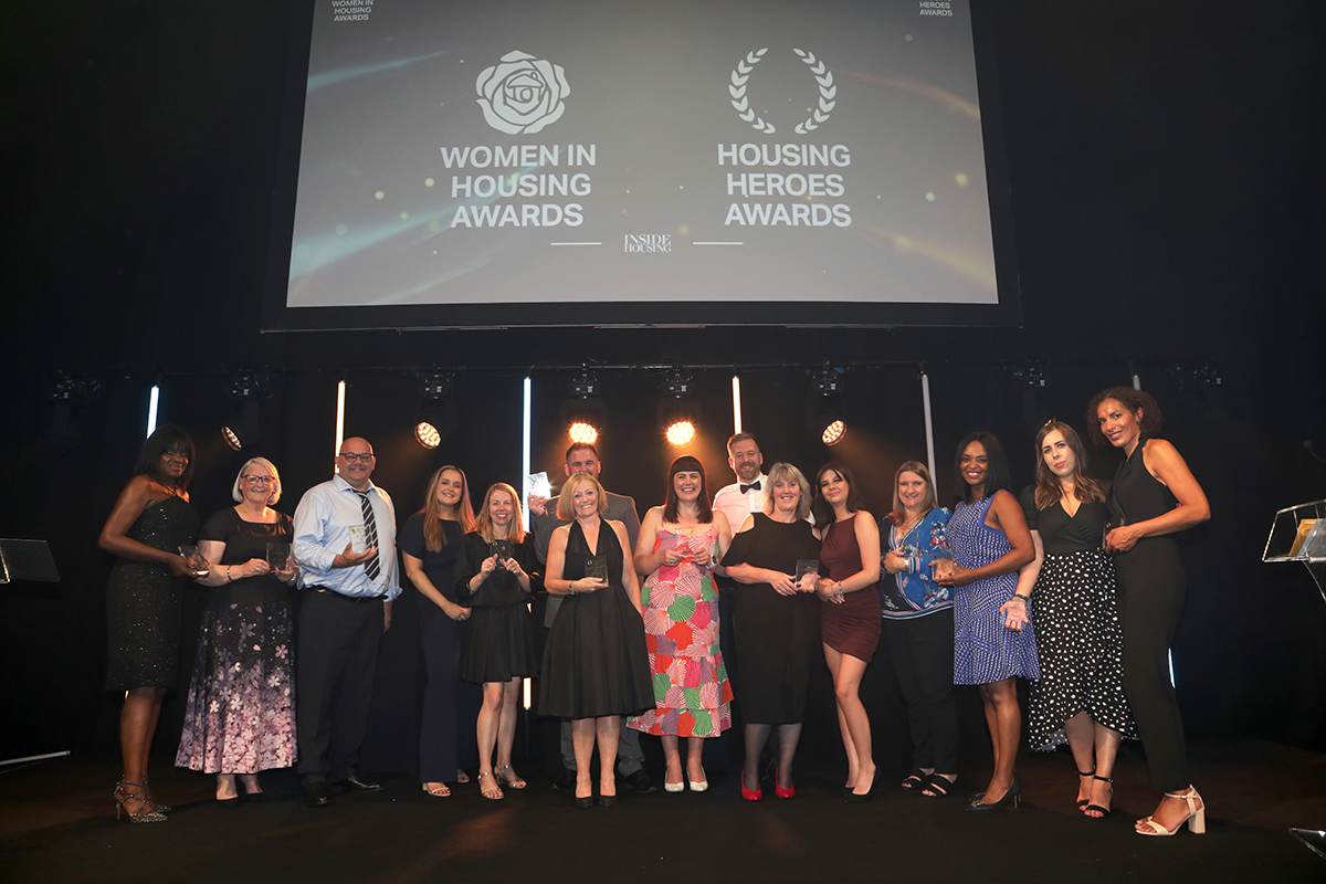 Winners revealed for Housing Heroes and Women in Housing awards