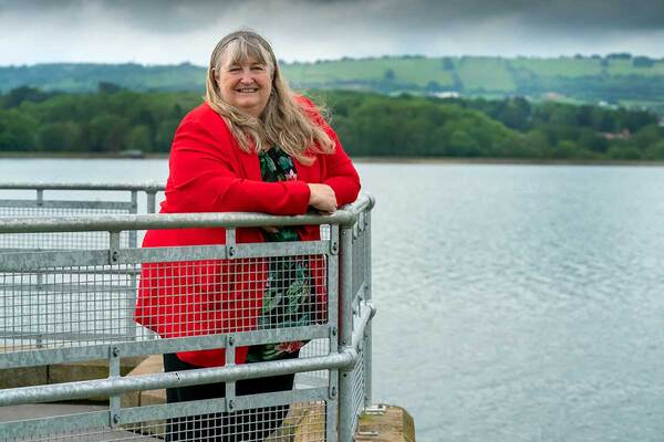 Meet Julie James, Wales' minister for climate change – which now includes housing