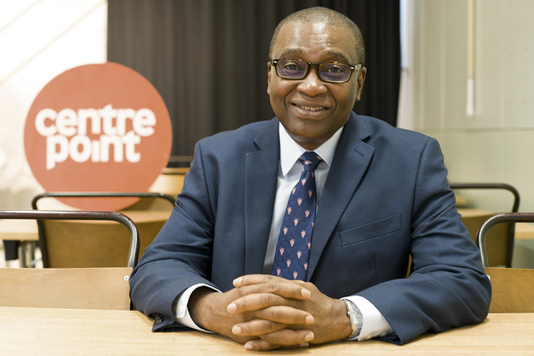 15 minutes with… Seyi Obakin, chief executive at Centrepoint