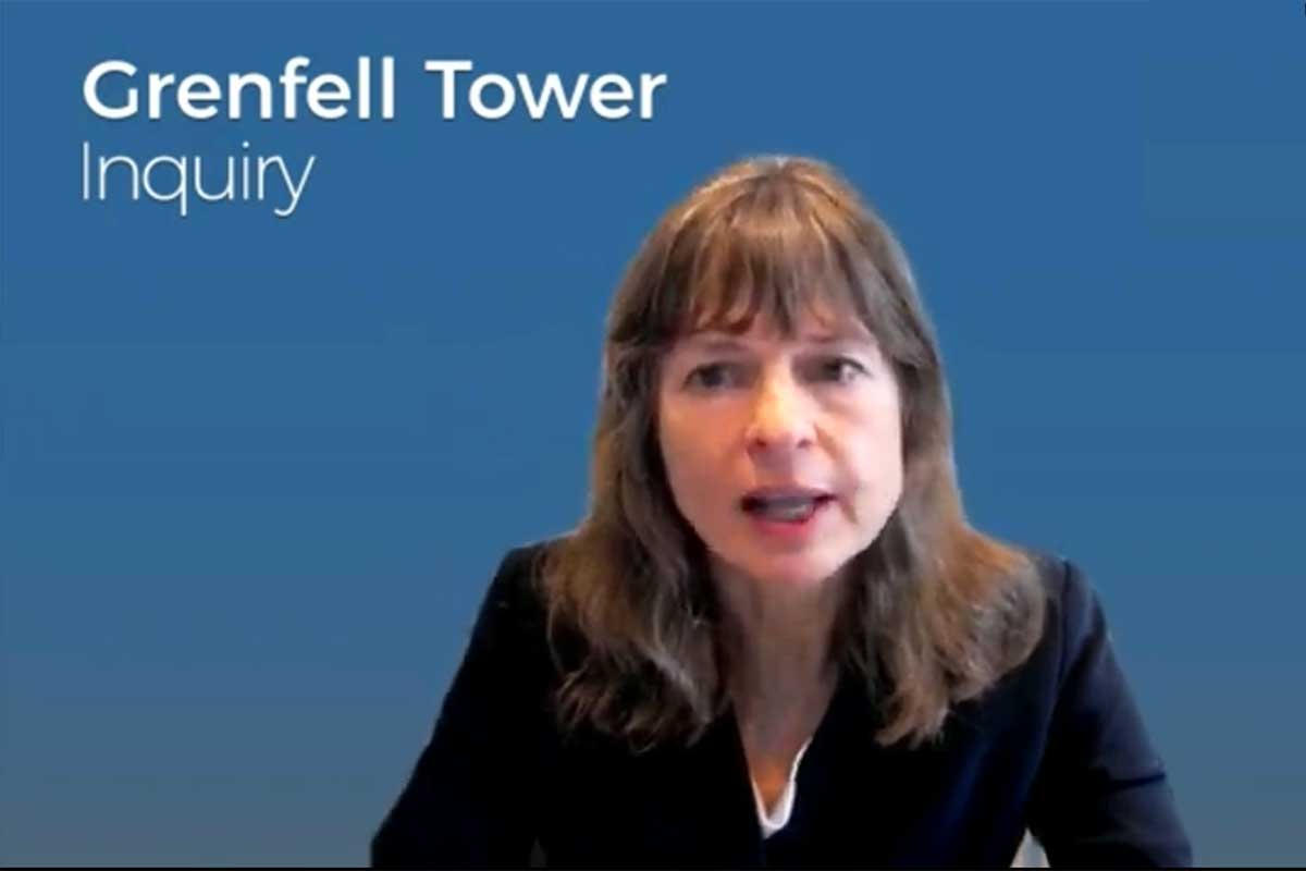 Grenfell demonstrates 'culture of non-compliance' in construction industry, inquiry hears
