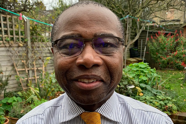 Cedric Boston is the new chief executive of Unity Homes & Enterprise (picture: Unity Homes & Enterprise)