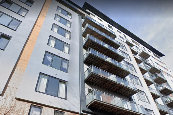 The XQ7 building has three varieties of cladding that require remediation, a report says (picture: Google Street View)