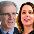 Tim Preston and   Mairead Carroll
