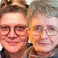 Sally Trueman and   Ann Harris