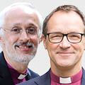 Bishop David Walker and   Bishop Graham Tomlin